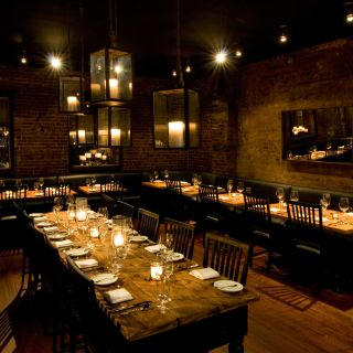 A photo of Marc Forgione restaurant
