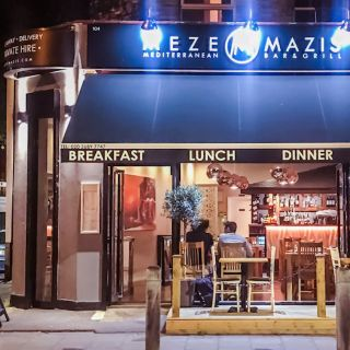 A photo of Meze Mazis restaurant