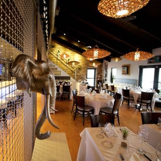 A photo of Marfil Bistro restaurant