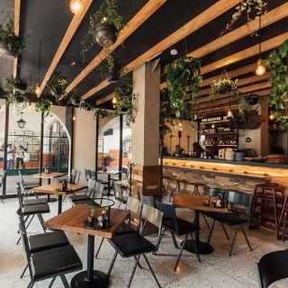 Una foto del restaurante Cancino - Polanco