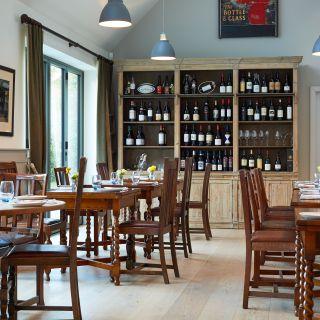 A photo of Bottle & Glass Inn restaurant
