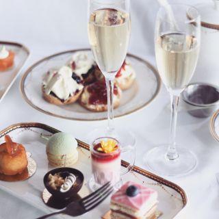 Afternoon Tea at The Waldorf Hiltonの写真