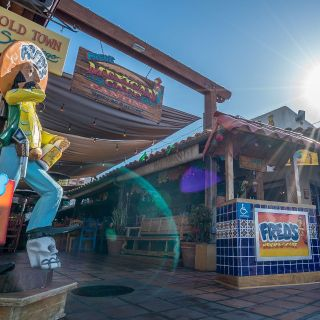 A photo of Fred's Mexican Cafe restaurant