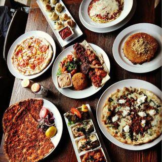 A photo of The Bridge Eatery & Bar restaurant