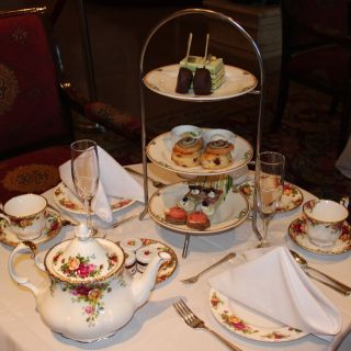 A photo of Rendezvous Court Traditional Afternoon Tea at the Biltmore restaurant