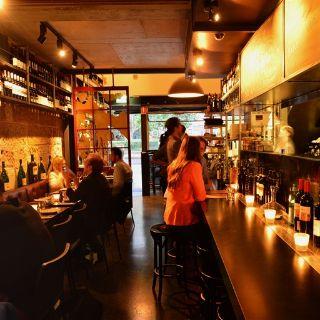A photo of MV Bistro & Wine Bar restaurant