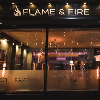 A photo of Flame & Fire restaurant