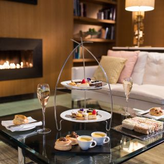 A photo of Afternoon Tea at The Fitzwilliam Hotel restaurant