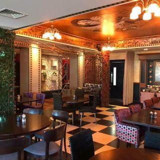 A photo of Morgan & Macs restaurant