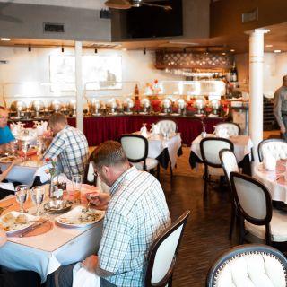 A photo of Taj Palace Indian Restaurant restaurant