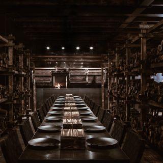 Una foto del restaurante Carbón Cabrón