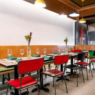 A photo of Tsismis NYC restaurant
