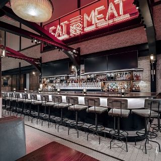 A photo of Mabel's BBQ- A Michael Symon Restaurant at The Palms Casino restaurant