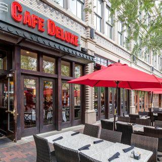 Cafe Deluxe - Bethesda