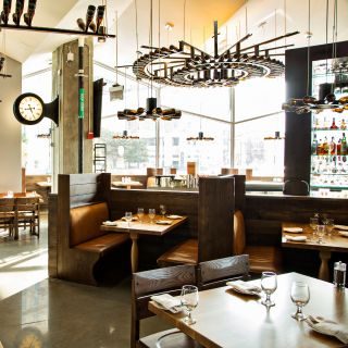 A photo of Mussel Bar & Grille - Arlington restaurant