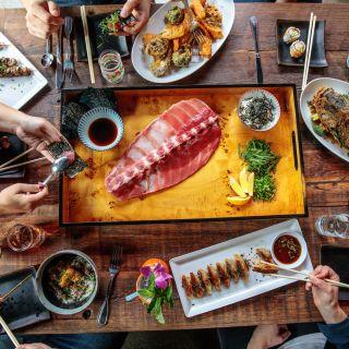 A photo of Hojoko restaurant