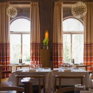 A photo of The Restaurant at Cowley Manor restaurant