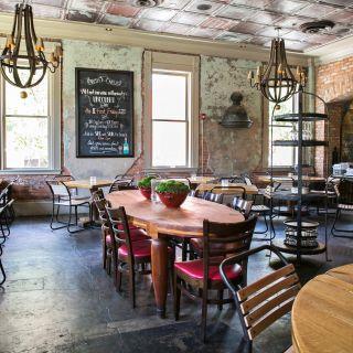 Parish Restaurant and Cafeの写真