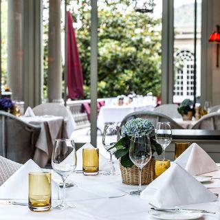 Foto von Wintergarten im Brenners Park Hotel Restaurant