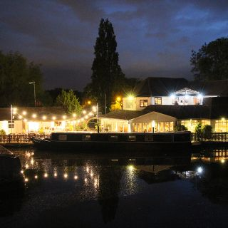 A photo of The Watersedge, Canal Cottages restaurant
