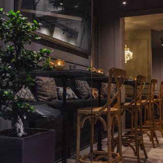 Una foto del restaurante Vinogrado