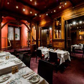 A photo of American Bar Restaurant restaurant