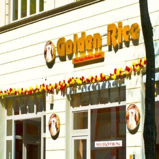 A photo of Golden Rice restaurant