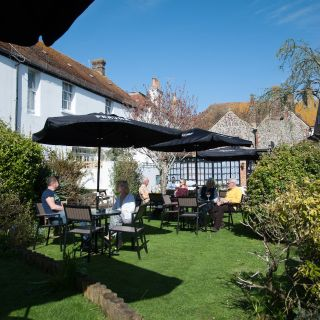 A photo of The Rottingdean Club restaurant