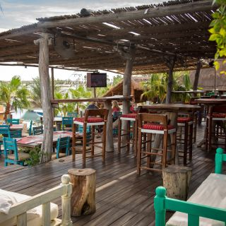 Una foto del restaurante The Container - Hotel El Ganzo