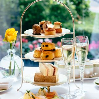 Afternoon Tea at The Park Roomの写真