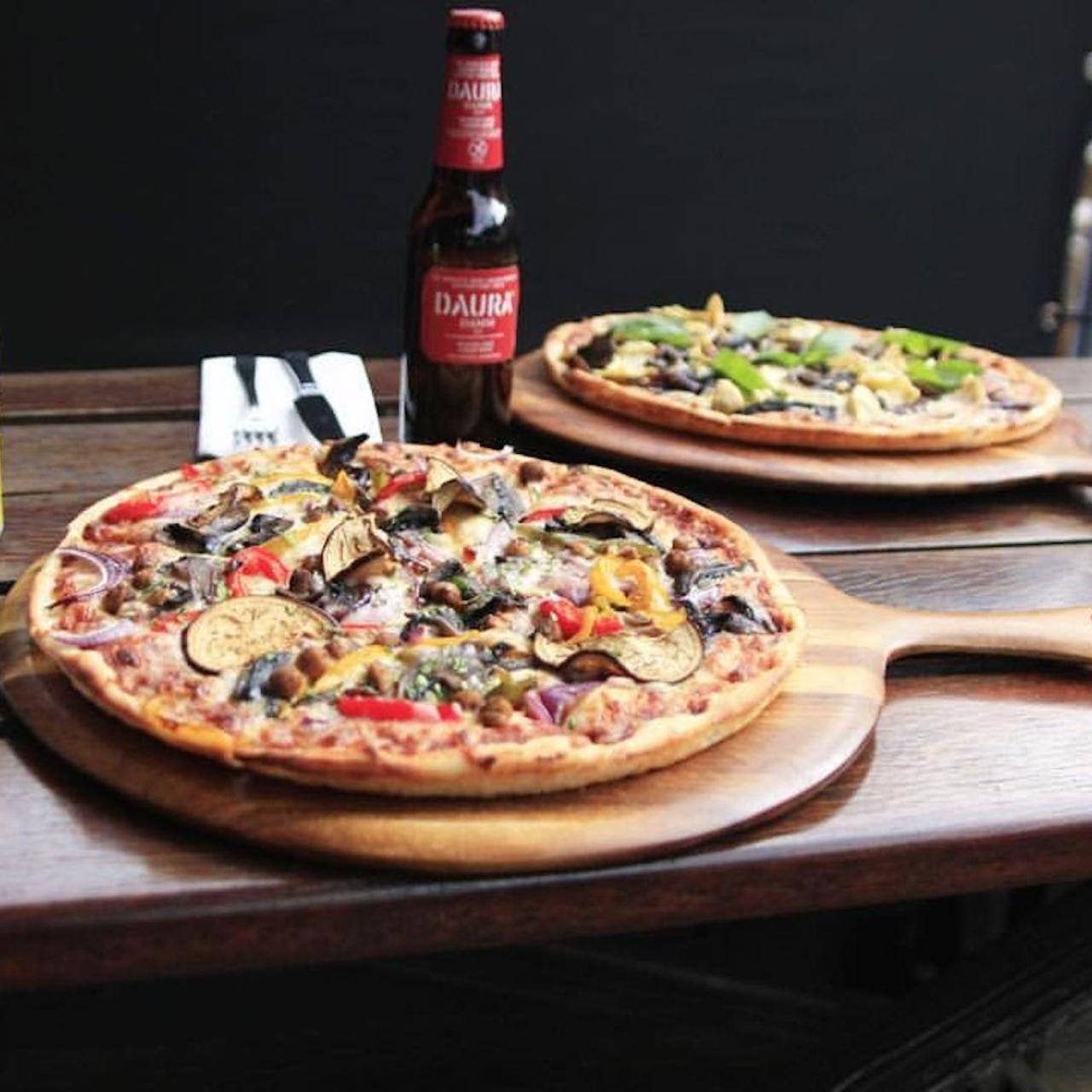 Planet Pizza Bristol Bristol Opentable