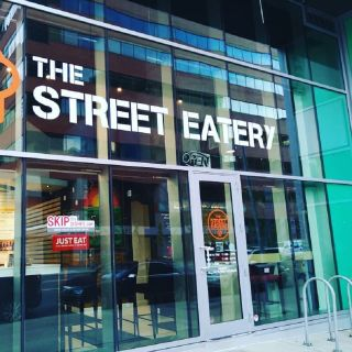 A photo of The Street Eatery restaurant
