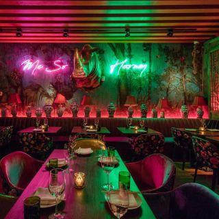 A photo of Mandrake restaurant