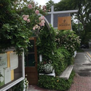 A photo of American  Seasons restaurant