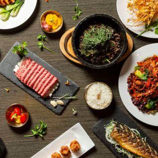 A photo of Dons Bogam Black restaurant