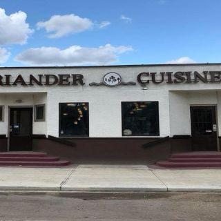 A photo of Coriander Cuisine restaurant