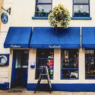 A photo of Fishers Restaurant restaurant