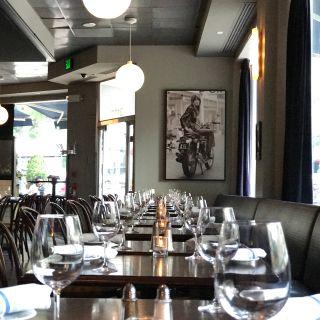 A photo of Lyon Hall restaurant
