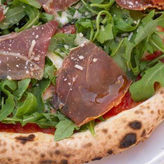 A photo of Bavaro's Pizza Napoletana & Pastaria restaurant