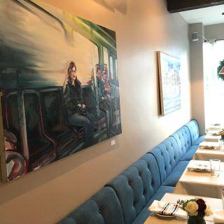 A photo of Urban Hearth restaurant