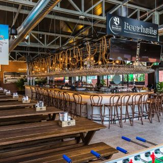 The Bavarian Beerhaus Bowen Hills