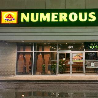 A photo of Numerous Sushi restaurant