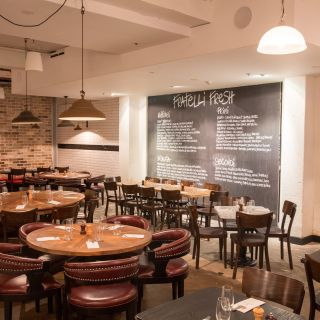 A photo of Fratelli Fresh Bridge Street restaurant
