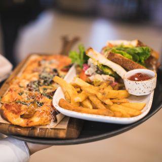 A photo of The Bistro Rome Riverwalk restaurant