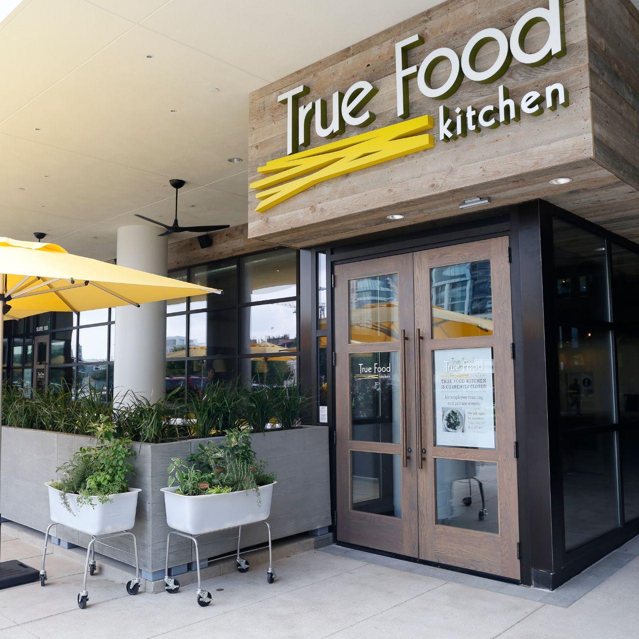 True Food Kitchen Houston Houston Tx Opentable