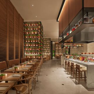 A photo of Market at EDITION - The Abu Dhabi EDITION restaurant