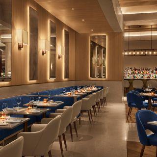 A photo of Alba Terrace - The Abu Dhabi EDITION restaurant