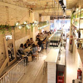 Una foto del restaurante Restaurante Amassame