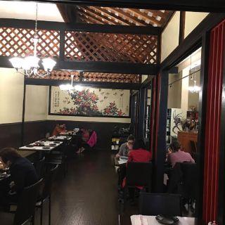 A photo of Golden Saba Seafood restaurant