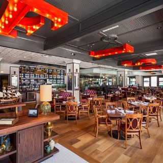 A photo of King's Fish House - Long Beach restaurant